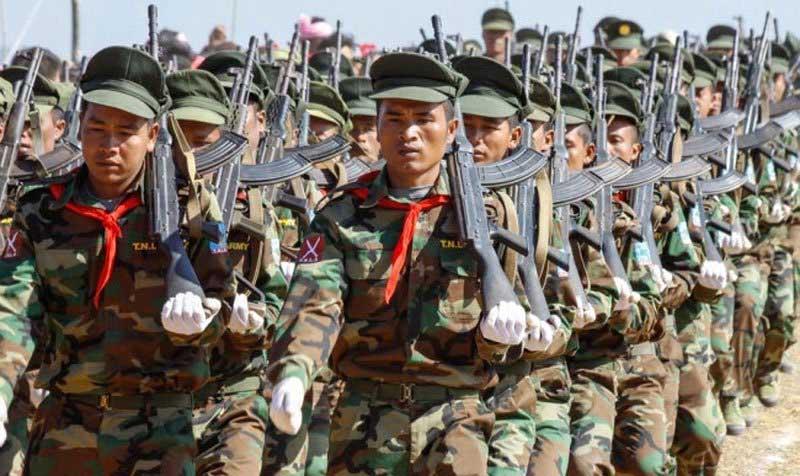 Myanmar Army occupies NSCN-K headquarters