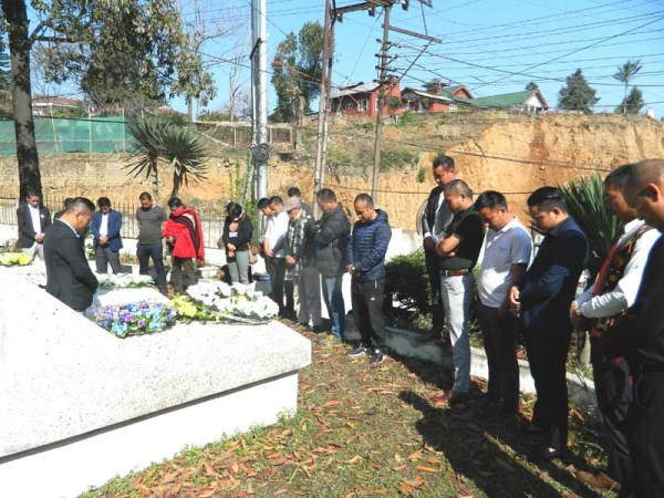 NSF observes Martyrs' Day