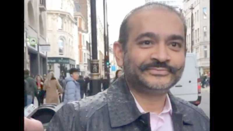 Nirav Modi denied bail in London court, to stay in jail till March 29