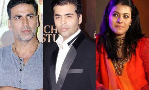 Kajol had a crush on Akshay Kumar, Karan Johar reveals on The Kapil Sharma Show