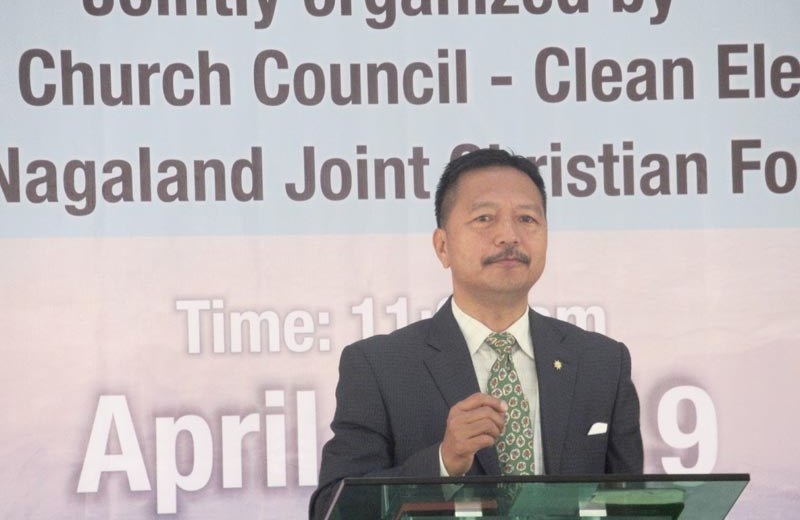 Pol parties in Nagaland ignore Church's call for prayer & consultation