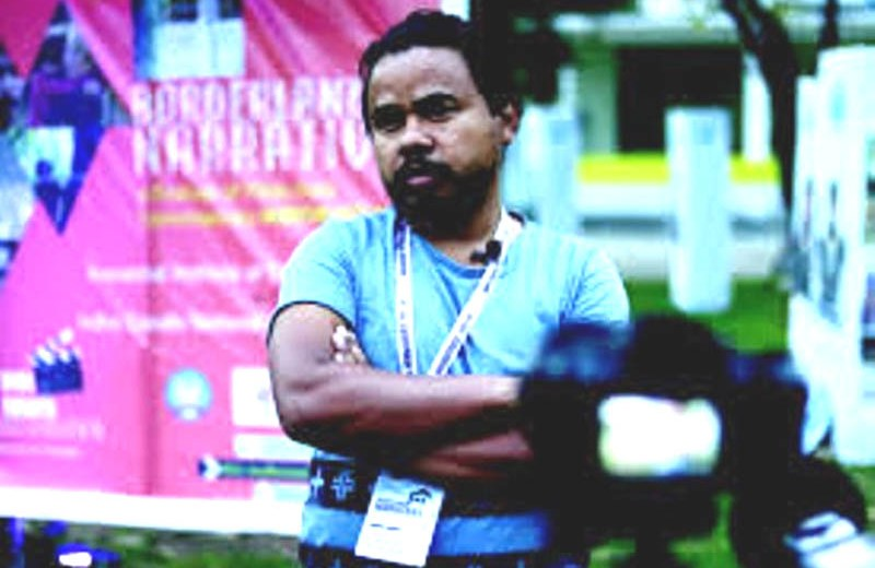 Meghalaya-based filmmaker Dominic Sangma selected for La Fabrique Cinéma, 2019 Cannes