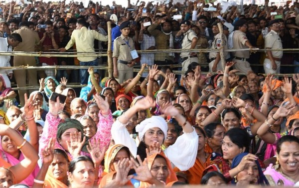 Campaigning ends for  last phase of LS polls