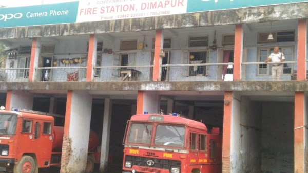Dimapur Fire Station: A disaster waiting to happen