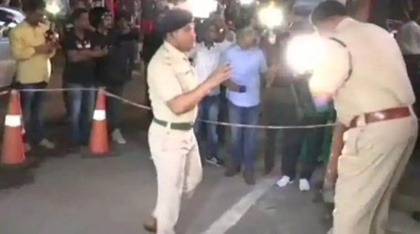 11 injured in blast outside a mall  in Guwahati; 2 critical