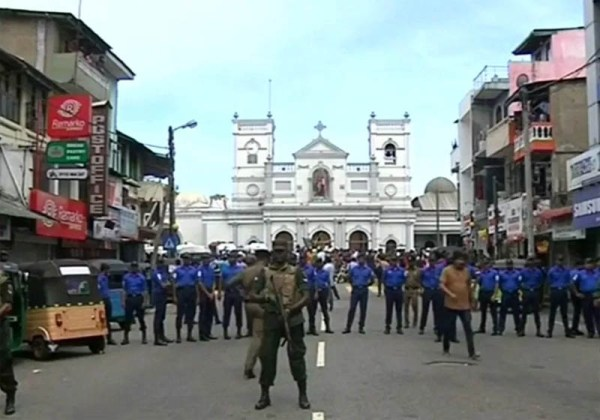 Sri Lanka imposes nationwide curfew after anti-Muslim riots
