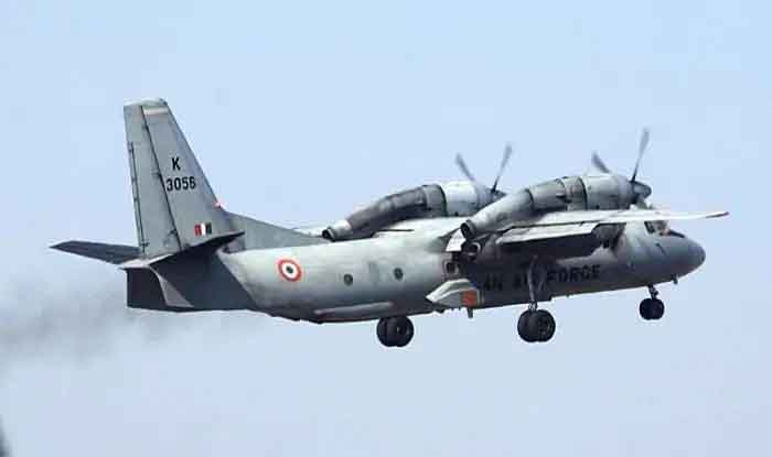 IAF announces Rs 5 lakh reward for info about missing aircraft AN 32