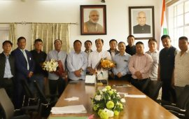 JD (U) Minister Kaito joins NDPP