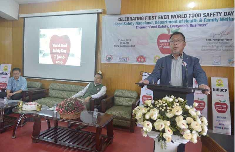 First ever World Food Safety Day observed