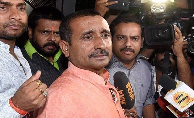 Unnao rape survivor accident: BJP MLA  Kuldeep Sengar, 9 others booked for murder