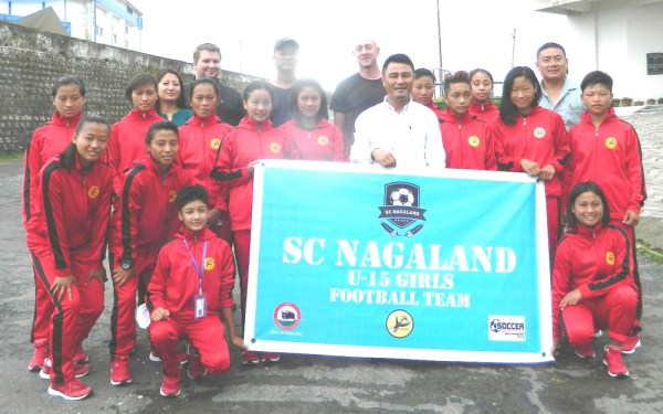 SC Nagaland ends Gothia Cup journey