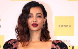 Radhika Apte on sex scene: Why isn't it being spread in Dev Patel's name?