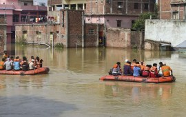 170 dead, 1.07 crore affected in Assam, Bihar floods
