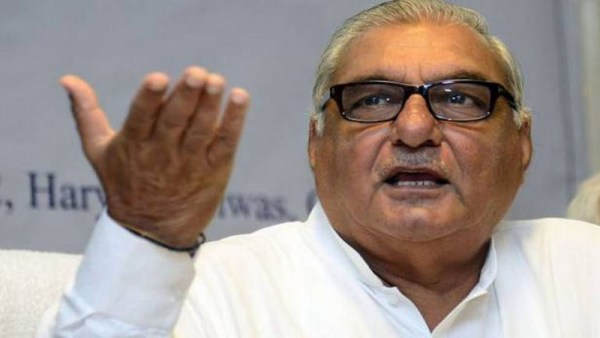 'Cong has lost its way': Ex-Haryana CM Hooda supports govt on Article 370