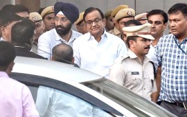 Serious allegations, says judge; sends Chidambaram to CBI custody for 4 days