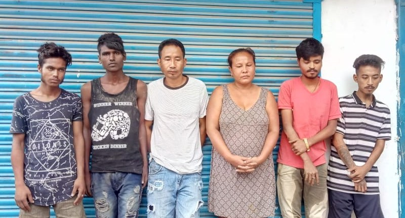 Colony council expel 6  for drug peddling