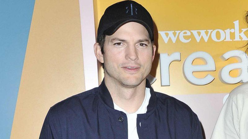 Kutcher wages war on ex Demi