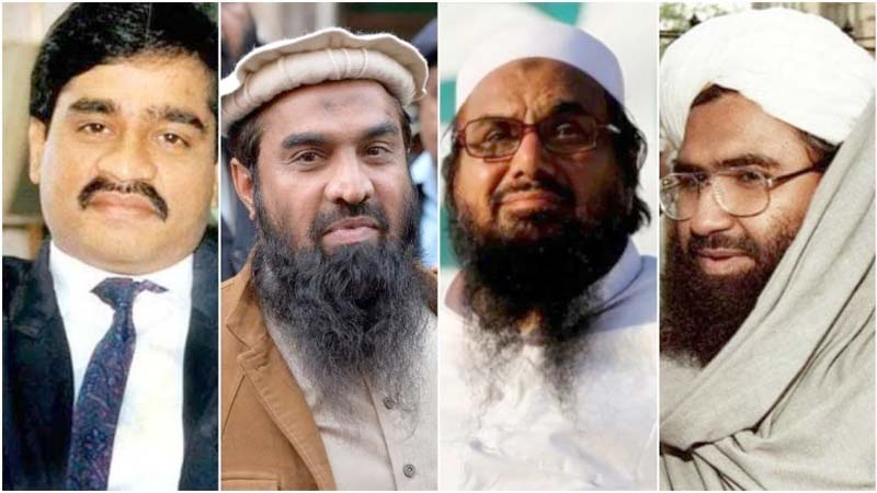 Masood Azhar, Hafiz Saeed, Lakhvi, Dawood Ibrahim declared terrorists under new anti-terror law