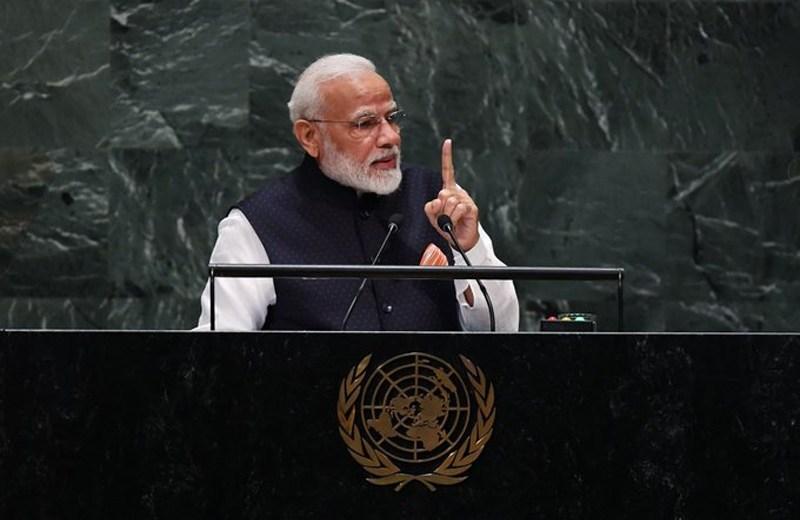 PM Modi asks int'l community to stand united against terrorism