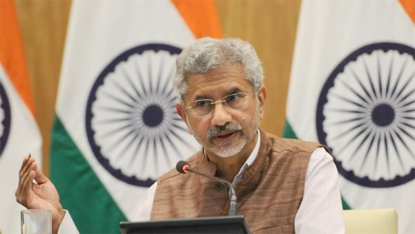 PoK part of India, expect jurisdiction over it one day: S Jaishankar