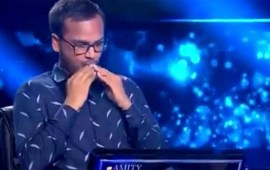 KBC: IAS aspirant Sanoj Raj is season's first crorepati