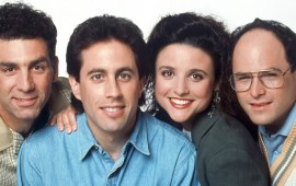 Seinfeld moves to Netflix