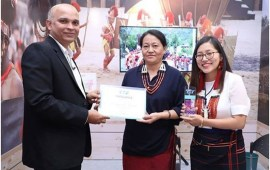 Nagaland Tourism awarded 'Most Promising New Destination'