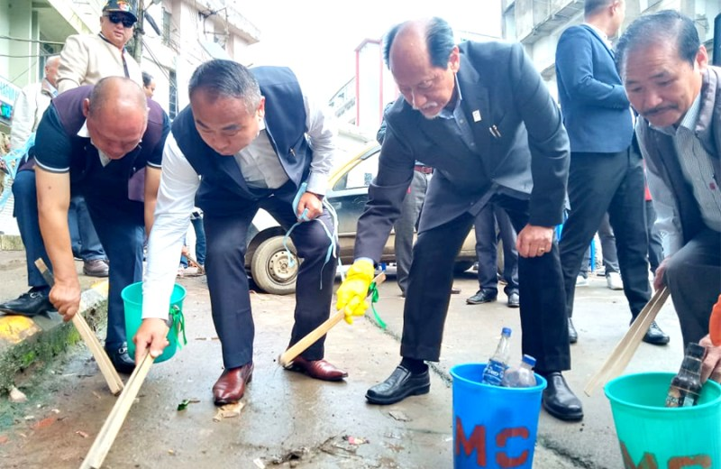 CM launches statewide plastic waste management drive