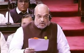 'Was a coincidence': Amit Shah explains breach at Priyanka Gandhi's house