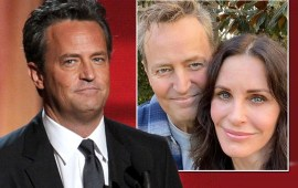 Matthew Perry 'has always been in love with' Courteney Cox