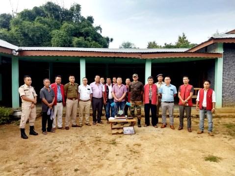 Asalu region camp of NSCN (IM) shut down in Jalukie