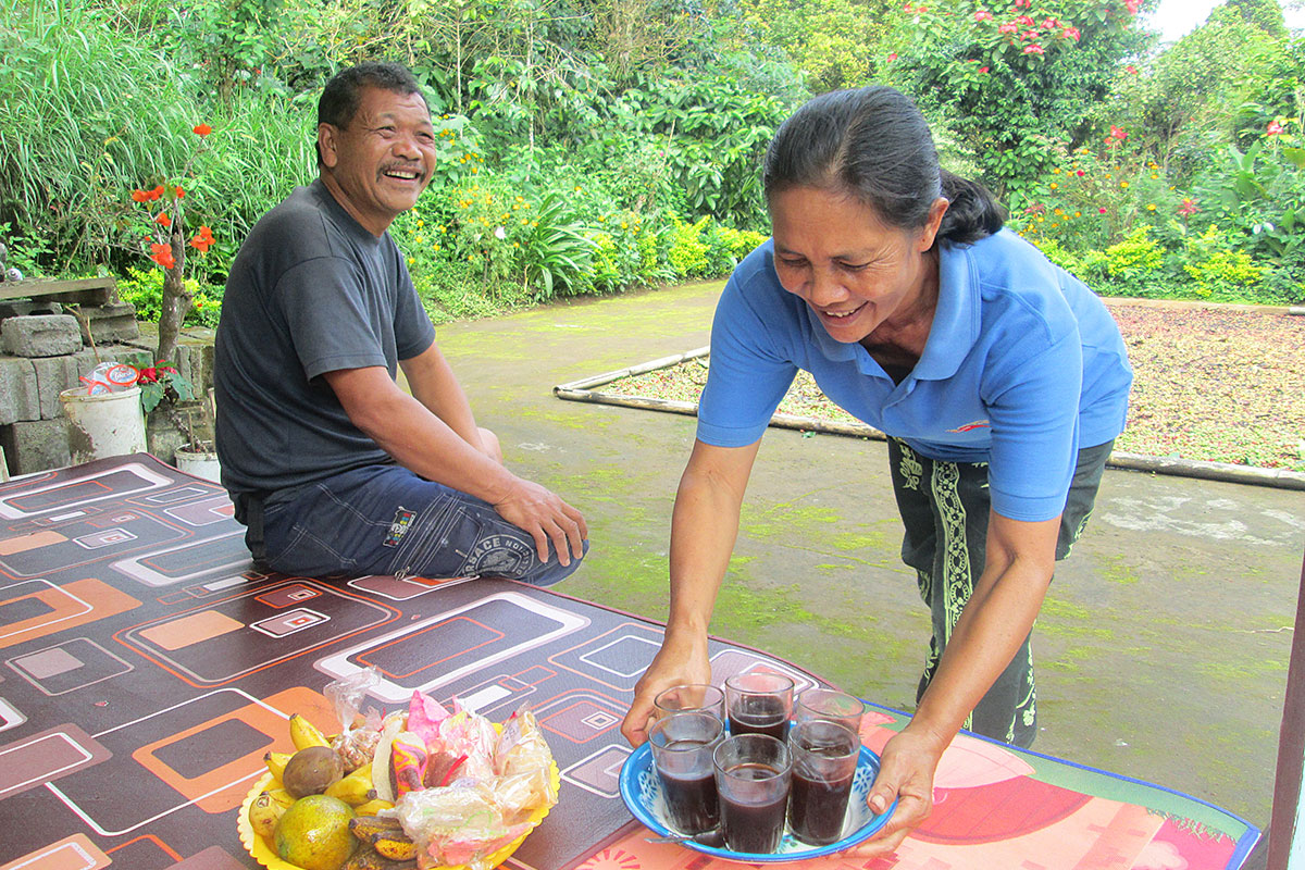 Coffee Means Hospitality in Indonesia