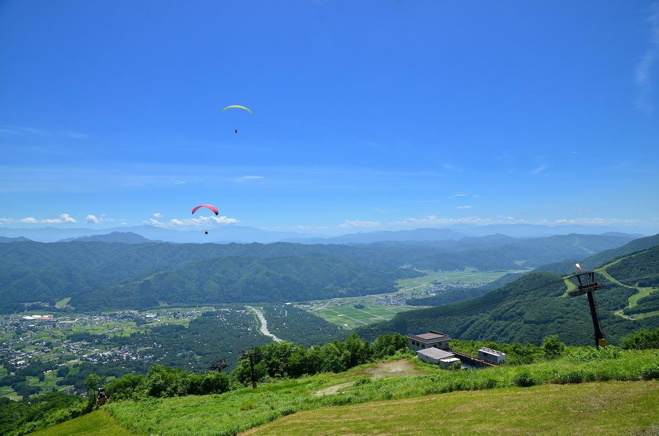 Hakuba in Nagano