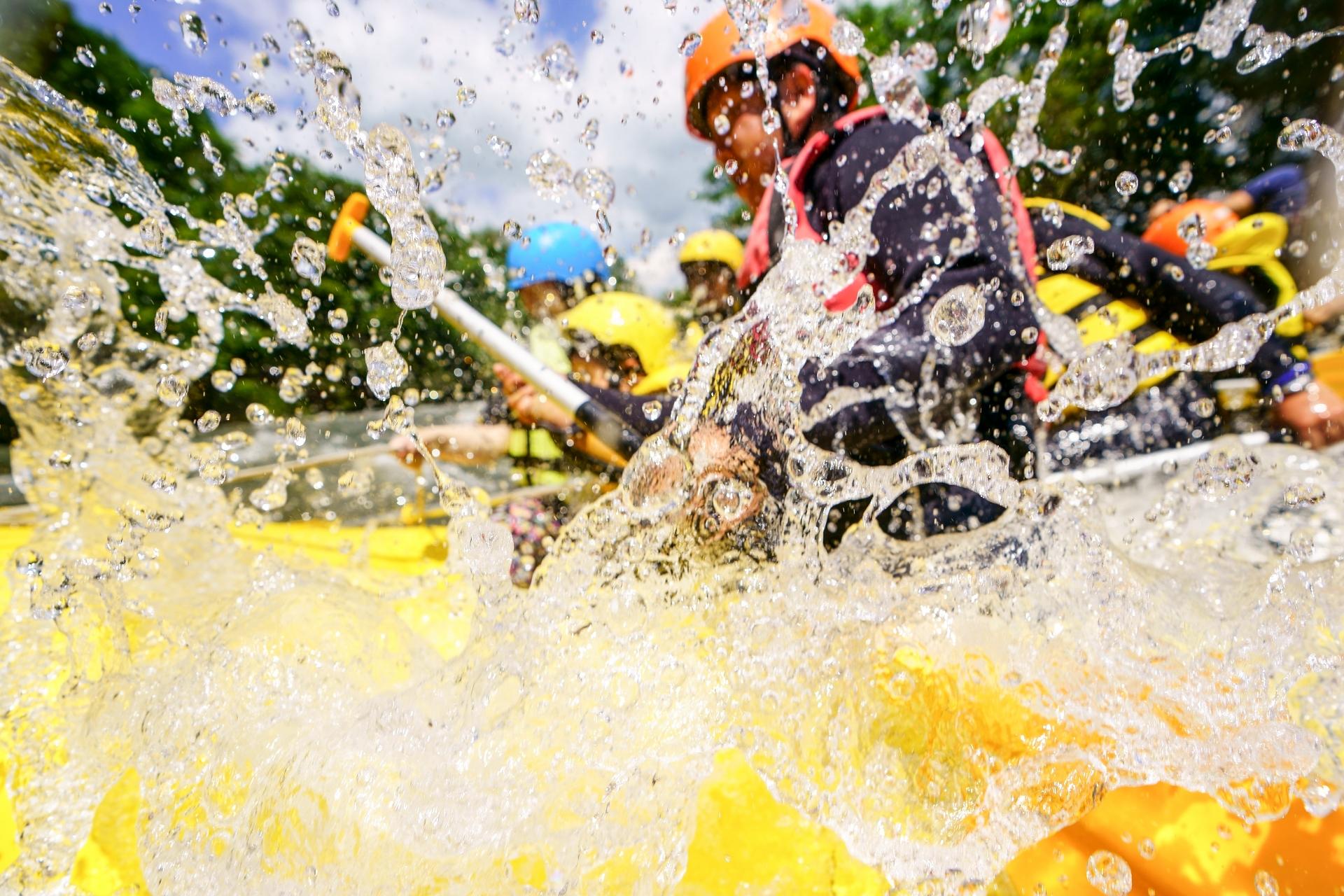 Water activity in nagano