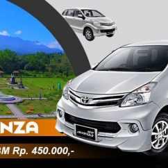 Sewa Mobil Grand New Avanza Jogja All Toyota Agya Trd Sportivo Murah Rental