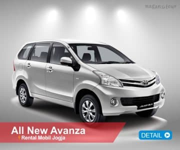 sewa mobil grand new avanza jogja terbaru 2018 rental di supir yogyakarta all
