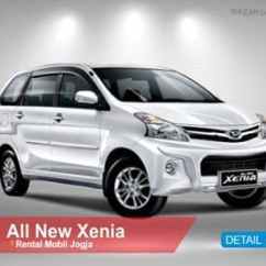 Harga Grand New Avanza Di Jogja Veloz 2019 Rental Mobil 2018 Sewa Supir Yogyakarta All Xenia