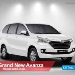 Grand New Avanza Yogyakarta Reflektor Rental Mobil Di Jogja 2018 Sewa Supir