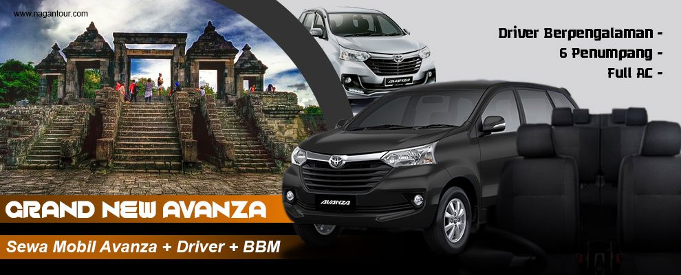 sewa mobil grand new avanza jogja kijang innova luxury captain seat murah rental