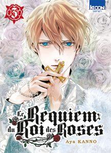 Le requiem du roi des roses T03 Ki-oon