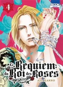 Le requiem du roi des roses T04 Ki-oon