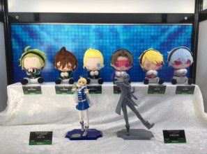 C & NC Pierre et Shiki Idolmaster Side M
