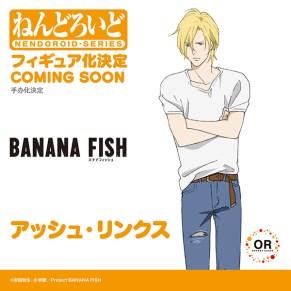 Wonfest 2018 Summer Banana Fish Ash Nendo
