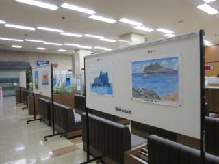 十八銀行本店展示(高学年2)