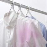 洗濯で色物から色移りしてしまったけどこれって元に戻せる?