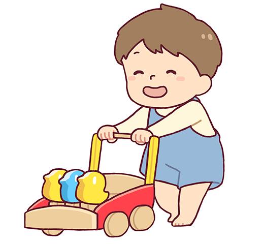 手押し車って赤ちゃんによくない影響があるって本当?