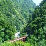 黒部峡谷トロッコ電車in富山宇奈月⑤感想と情報まとめ