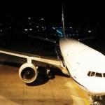 日本羽田~シンガポールへ飛行機移動!電車遅延は乗り合いタクシーで!
