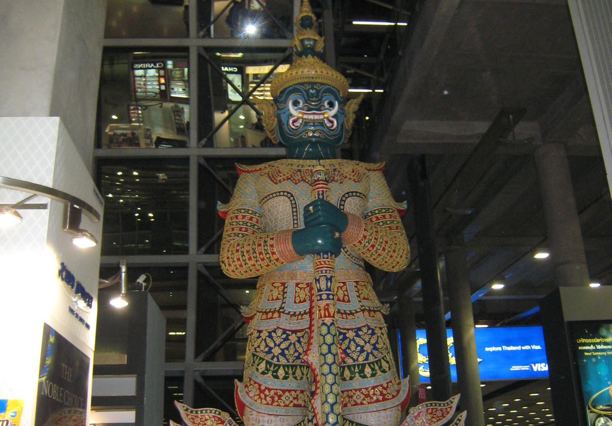 タイ旅行記②日本の家電使用と服装には注意が必要!