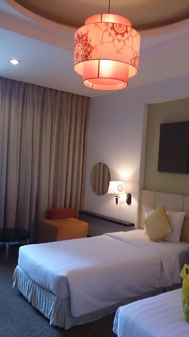 ベトナムホーチミンのサイゴンホテル